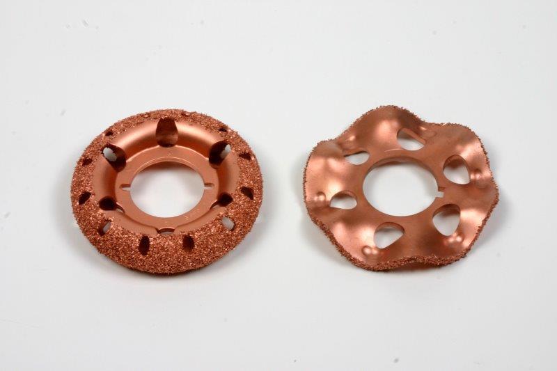 Carbide para escareação